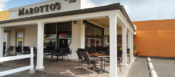Marotto's Restaurant gift certificates available online